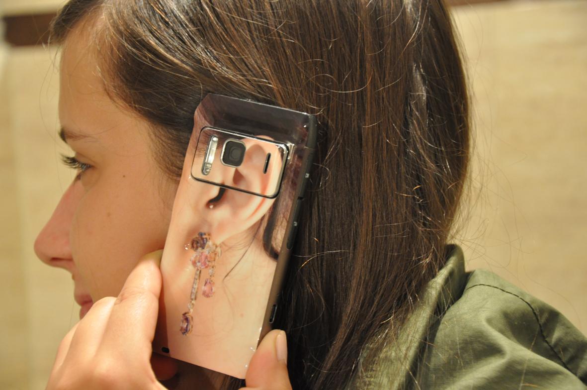 naklejka na telefon Nokia N8