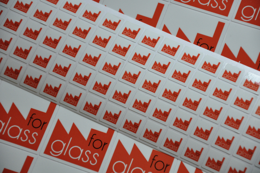 For Glass logo