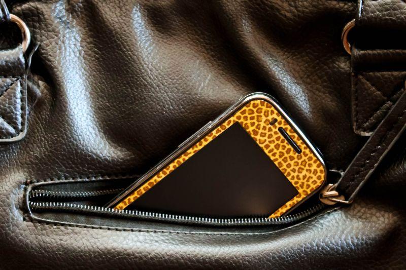 Naklejka na telefon smartfon HTC Wildfire S